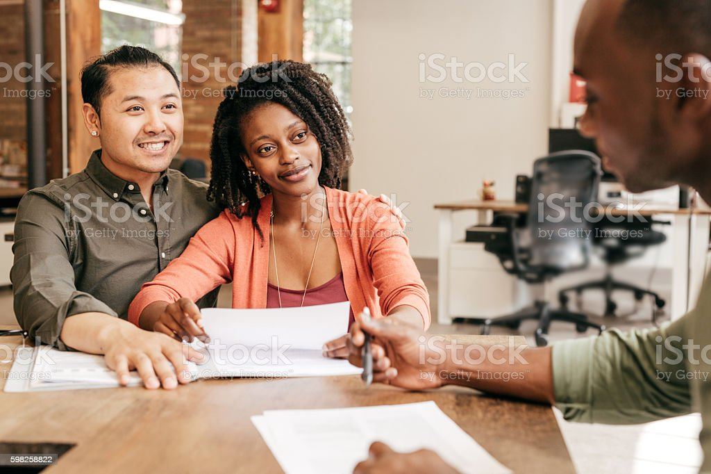 Loan for small business stock photo