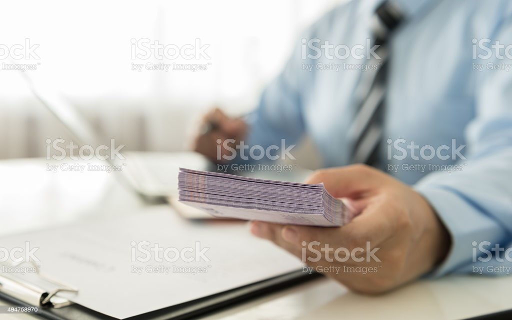 loan stock photo