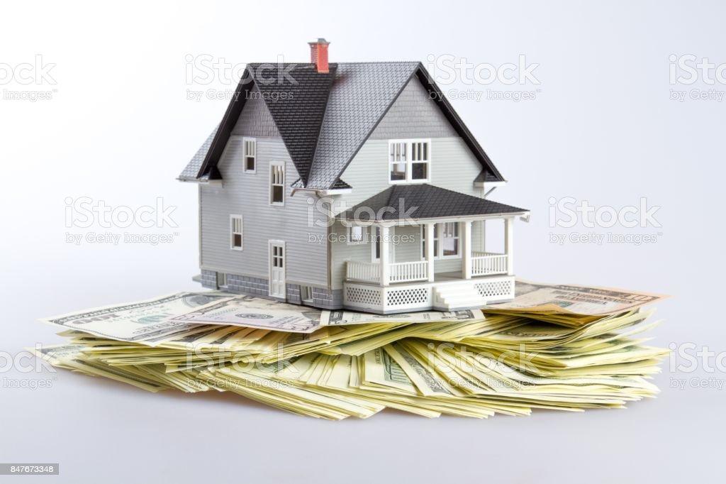 Loan. stock photo