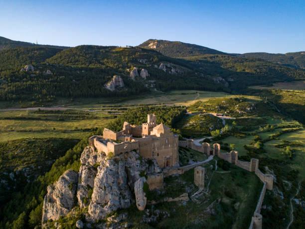 Loarre Burg in Aragon Spanien – Foto