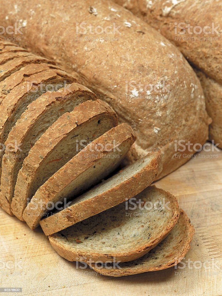 Loaves of bread royalty-free stock photo