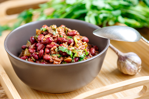 Lobio With Red Beans