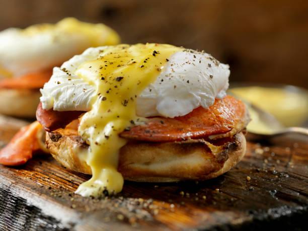 Hummer Eggs Benedict – Foto