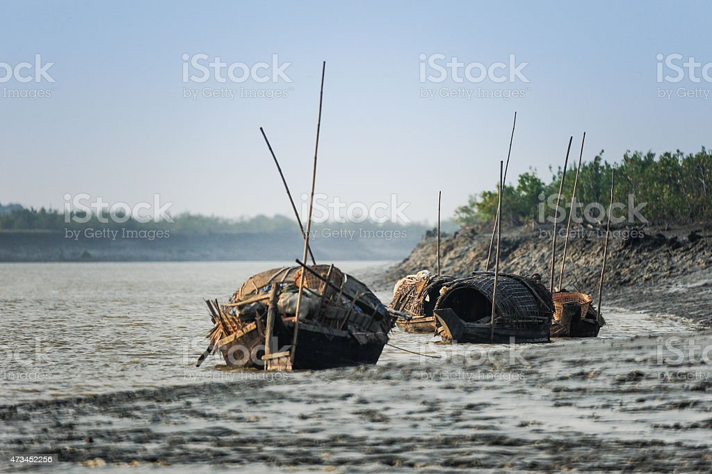 local boat stock photo