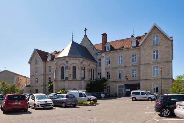 Local court of Saint-Dizier stock photo
