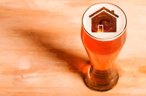 Lokales Handwerk Bier – Foto
