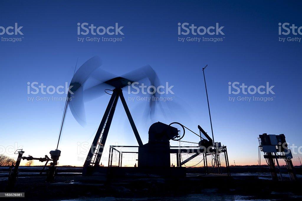 1XL Local Oil stock photo