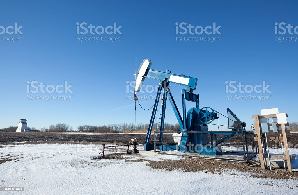 2XL Local Oil stock photo