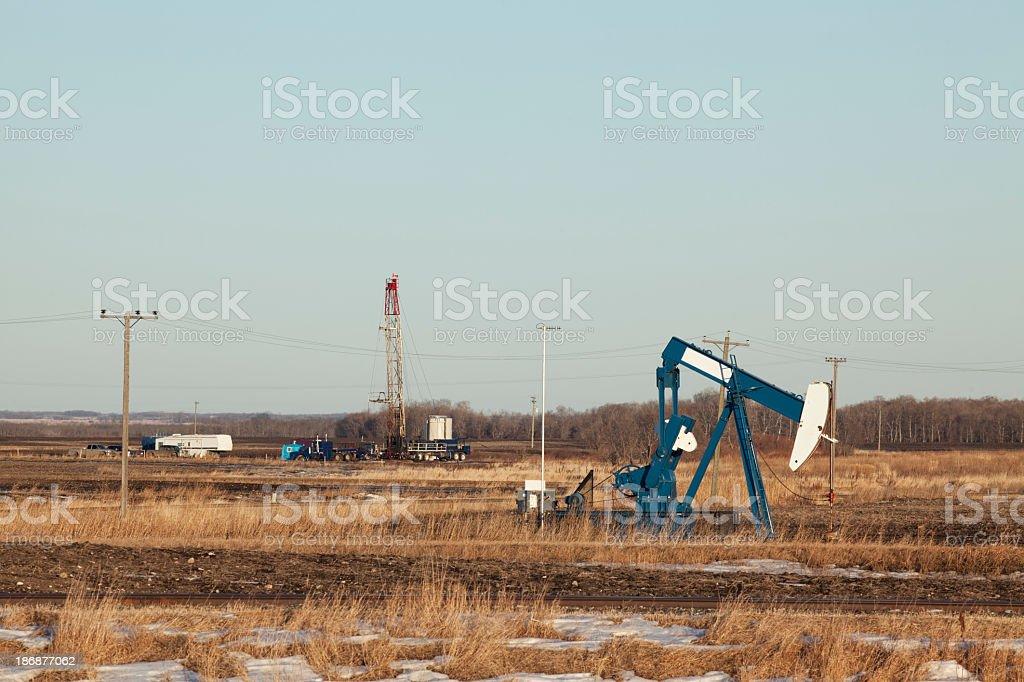 Local Oil stock photo
