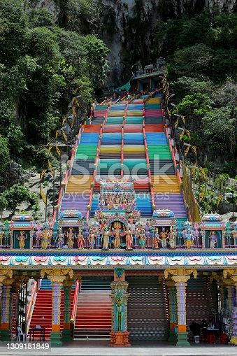 istock Local Tourism - Batu Caves 1309181849