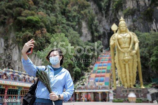 istock Local Tourism - Batu Caves 1309182461