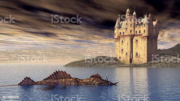 Loch ness monster and scottish castle picture id607988326?b=1&k=6&m=607988326&s=612x612&h=2vxp2qhzsldwjwi43nbzd4yatb5kjj6ce9g52qidcbc=