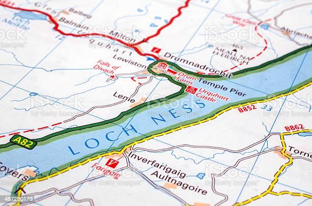 Loch ness road map picture id487250173?b=1&k=6&m=487250173&s=612x612&h=gn ibekvmu7hvrjekgkr1pjdm0zy1uzcmeyz xl8hdw=