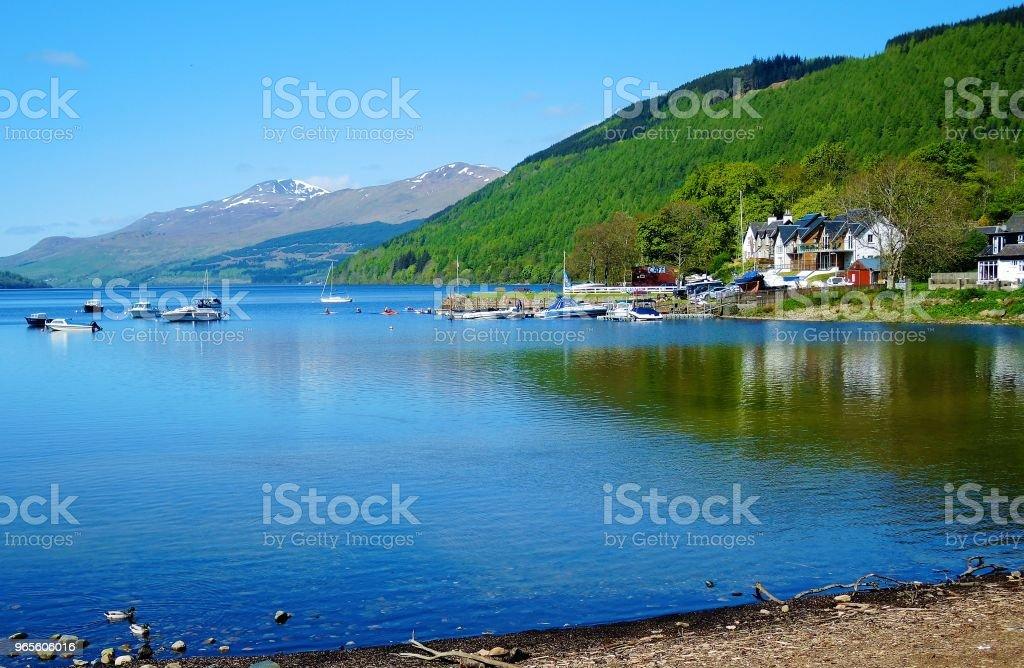 Loch Tay. – Foto