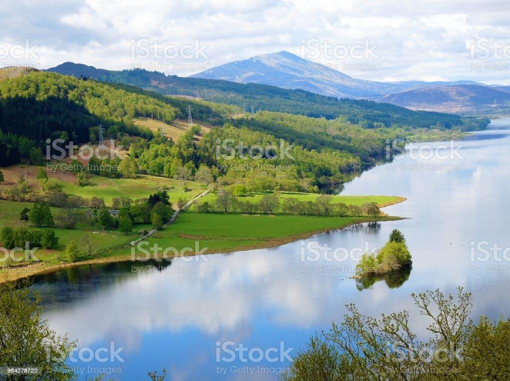Loch Tummel. – Foto