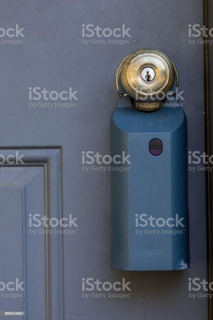 Lock Box Real Estate stock photo
