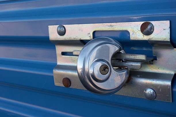 Lock stock photo
