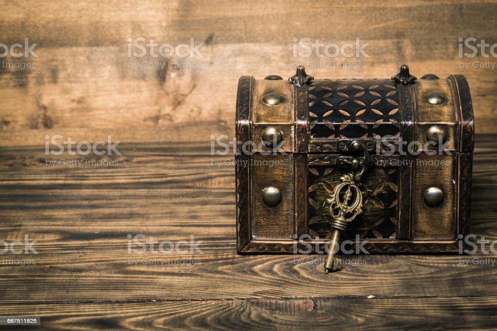 Lock. stock photo