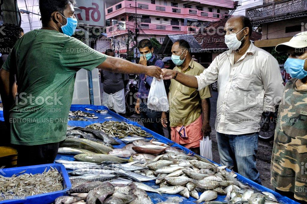 Encierro 4.0 en Kerala, India - Foto de stock de Adulto libre de derechos