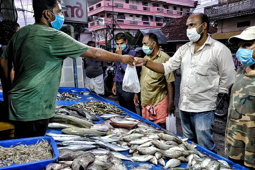 Encierro 40 En Kerala India Foto de stock y más banco de imágenes de Adulto