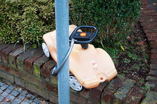 bobby Auto für Kinder gesperrt – Foto
