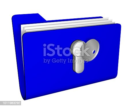 istock locked folder key 1011983292