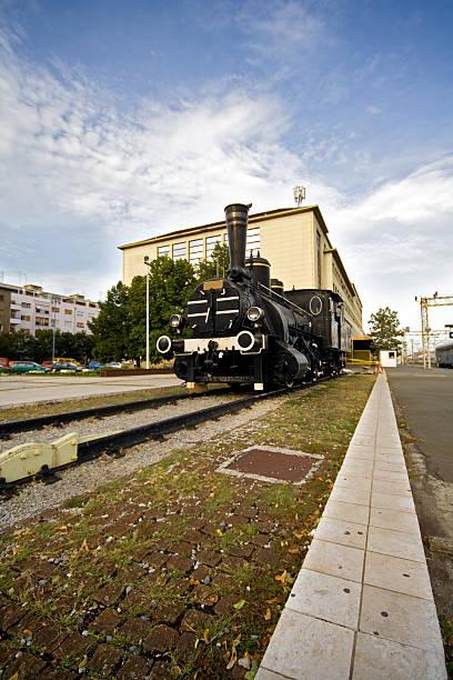Locomotiva - foto stock