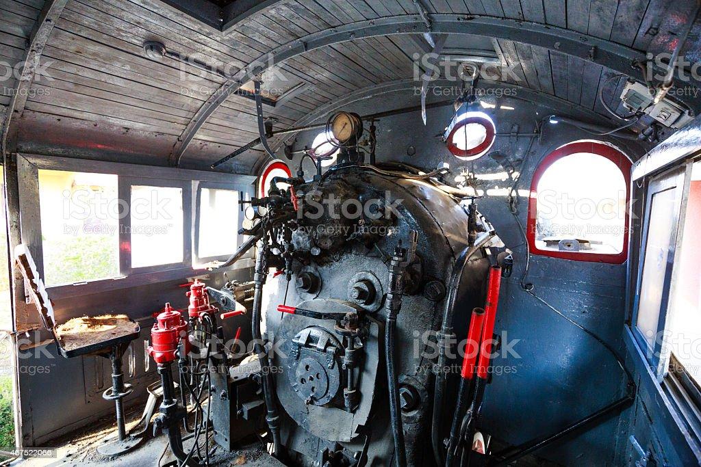 Locomotive stock stock photo