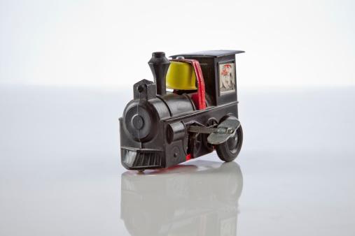 Locomotive Toy Stock Photo - Download Image Now