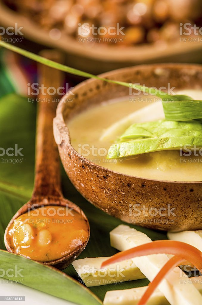 locro royalty-free stock photo