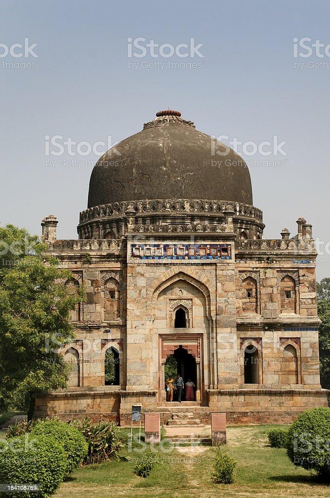 Lodhi Garden-New Delhi royalty-free stock photo