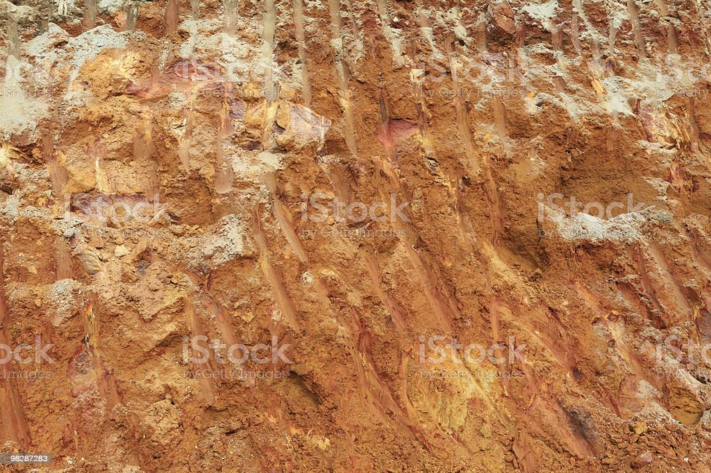 Loess royalty-free stock photo