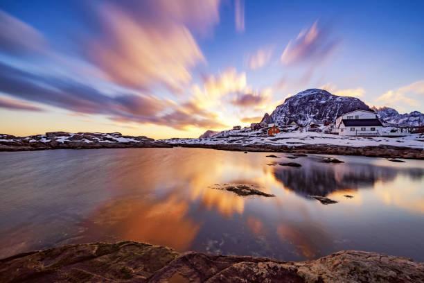 Lofoten Inseln, Norwegen – Foto