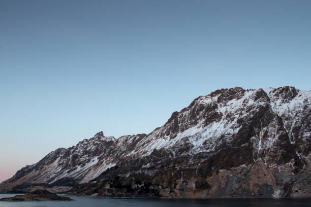 Lofoten, Norway stock photo