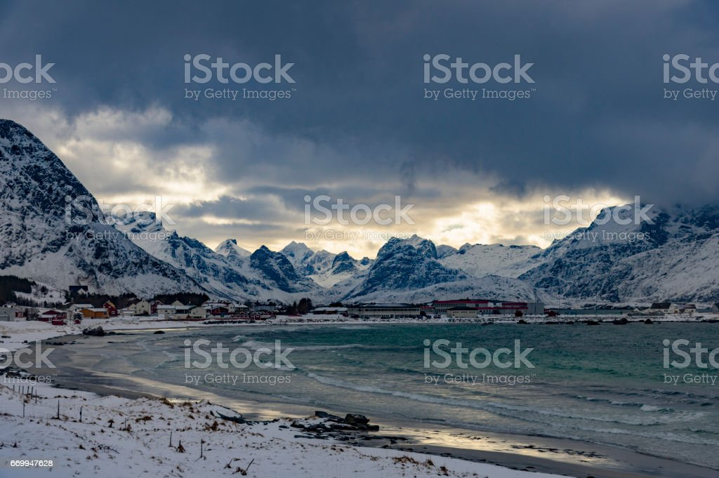 Lofoten royalty-free stock photo