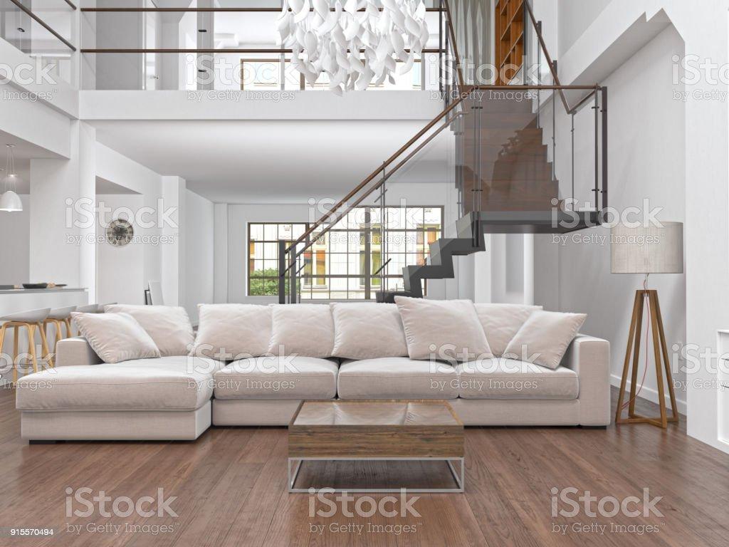 Loft-Apartment – Foto