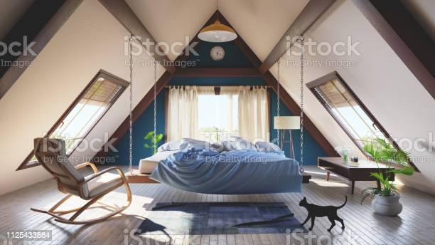 Loft attic bedroom concept picture id1125433884?b=1&k=6&m=1125433884&s=612x612&h=o76r26ieq2v1ltvgkrxj5pypbo5oiw vza1irwm8hya=