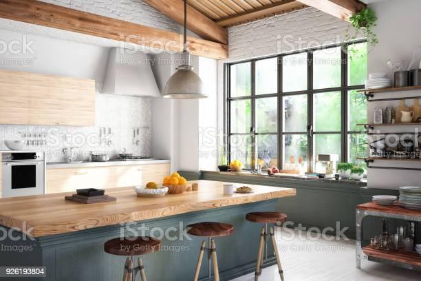 Loft kitchen picture id926193804?b=1&k=6&m=926193804&s=612x612&h=obqf1usgfivfr4trunwxcmj0tf k6gefpyirfu57s38=