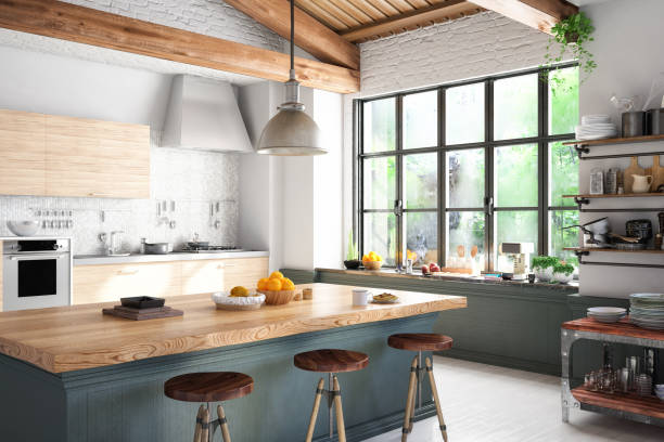 Loft kitchen picture id926193804?b=1&k=6&m=926193804&s=612x612&w=0&h=wd52wets0g7ib9gqxixrtj0fedkgrgircv8zv4agadm=