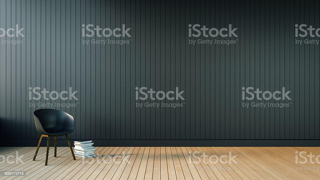 Loft & Simple Living room