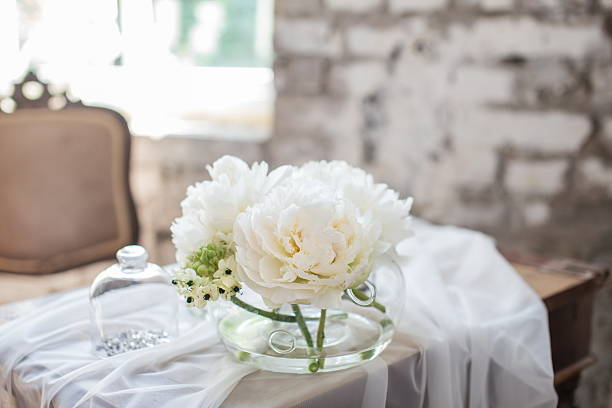 Loft style wedding bouquet – Foto