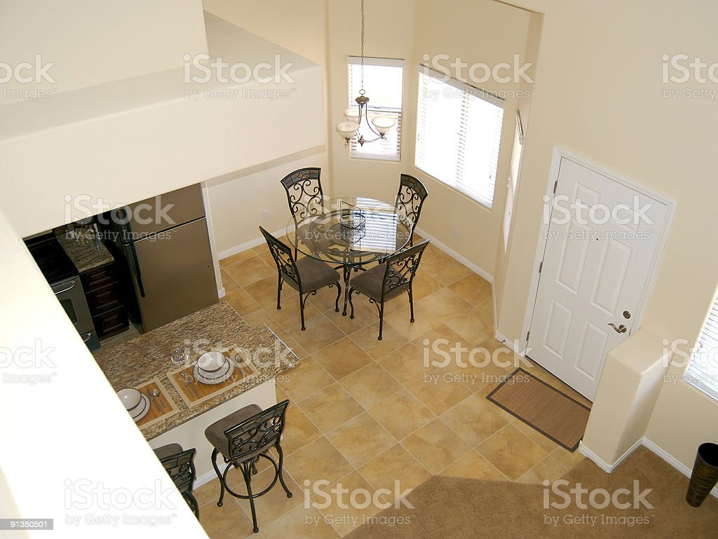 Loft View royalty-free stock photo