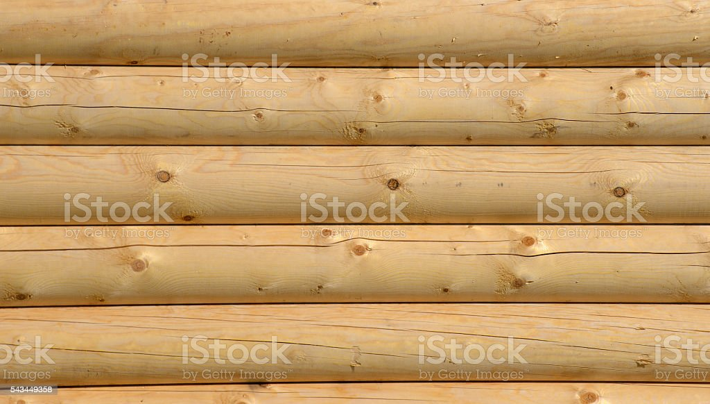 Log house texture as a grunge background стоковое фото
