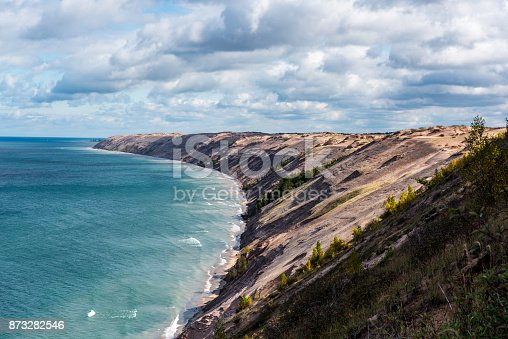 136169151 istock photo Log Slide Overlook 873282546