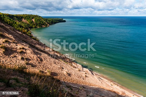 136169151 istock photo Log Slide Overlook 873282664