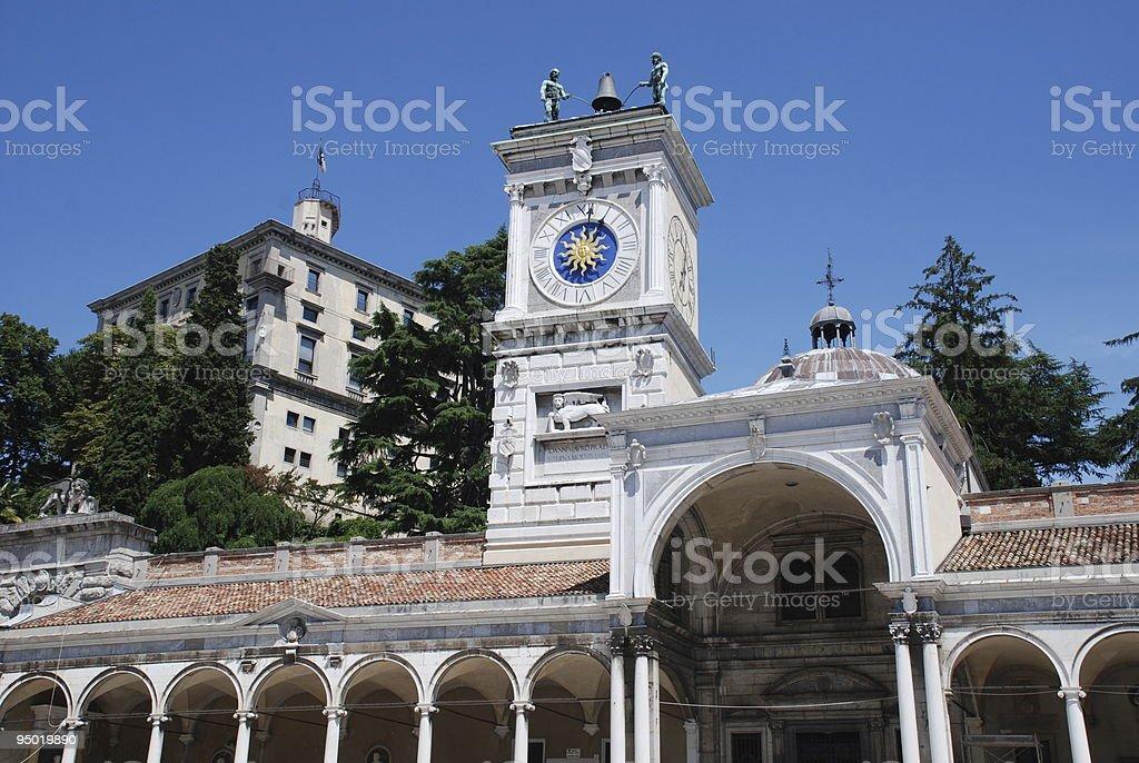 Loggia di San Giovanni royalty-free stock photo