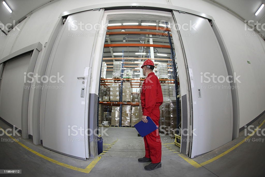 logistical problems,challenge,solutions stock photo