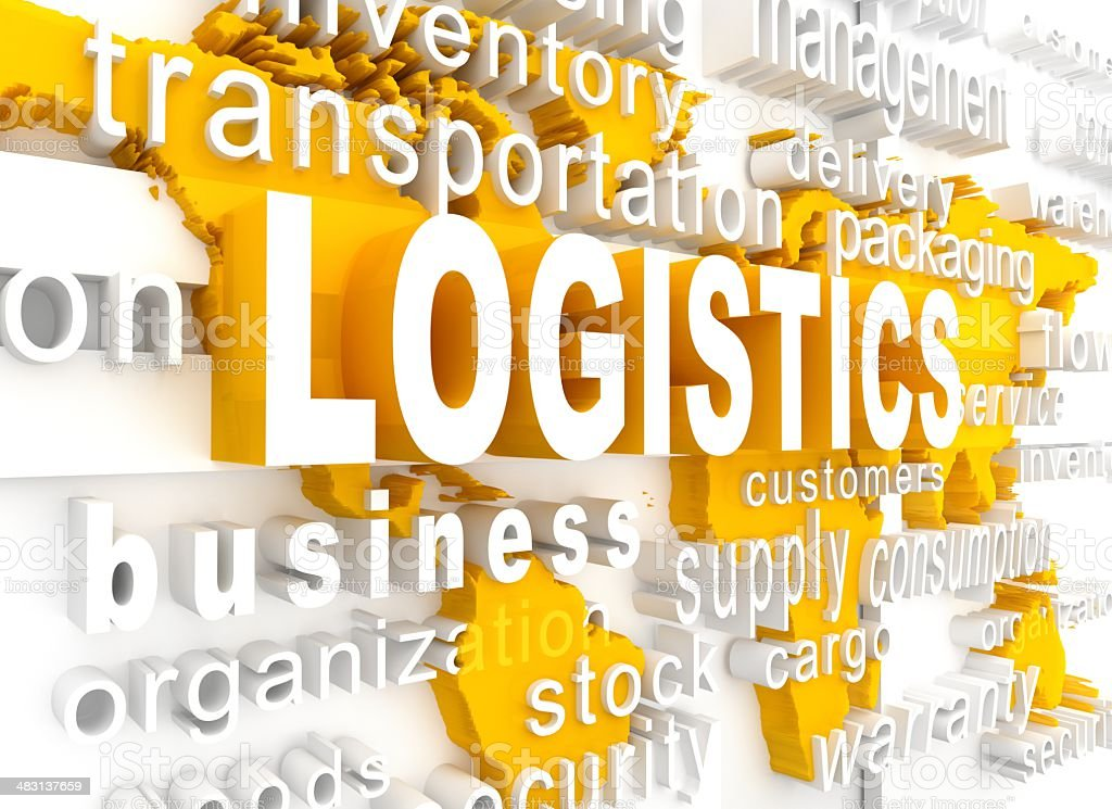 logistics royalty-free stock photo