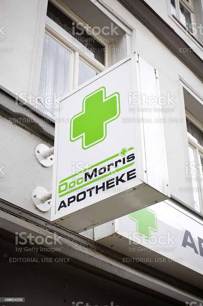 Logo der Apotheke DocMorris – Foto