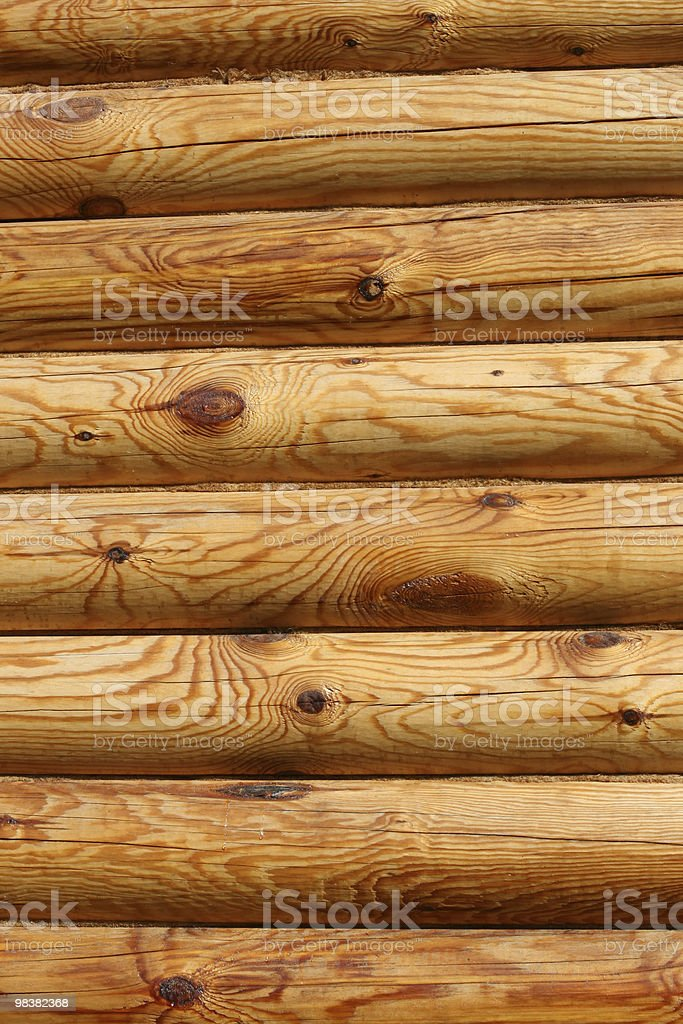 Logs royalty-free stock photo